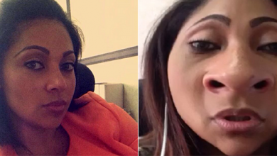 Lola Omotayo finally breaks silence