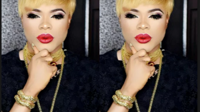 Bobrisky poses naked on Instagram