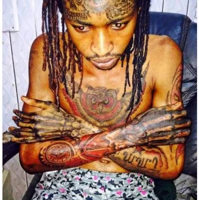 Ghanaian musician, Cash King