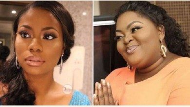 Photo of Eniola Badmus begs Davido's babymama, Sophia after social media fight