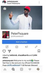 Paul Okoye confirms Psquare split