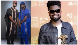 Celebrities react to Psquare breakup