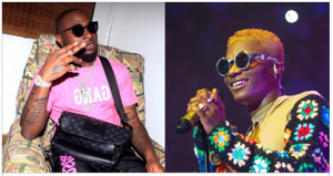 Davido, Wizkid nominated