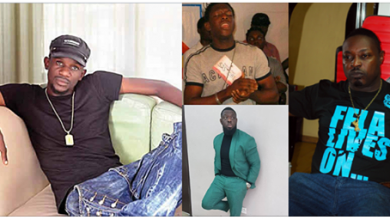 Photo of Eedris saved you when cult boys wanted to kill you – Timaya's former label mate, Rafioso