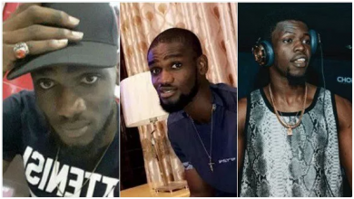 Video from Dj Olu & Chime's last moment