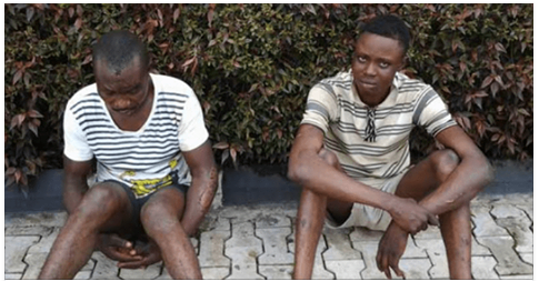 Robbery suspect arrested in Ondo