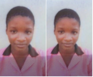 Missing 15-year-old JSS 2 student