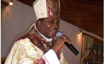 Catholic Bishop Badejo