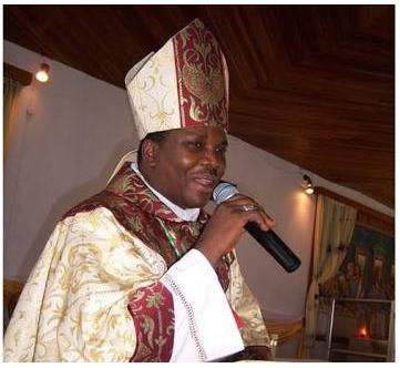 Catholic Bishop Badejo