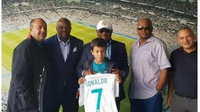 Nigerians react as Real Madrid