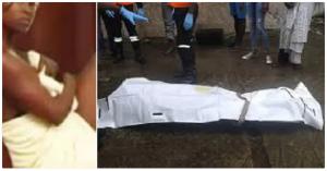 Man kills, buries prostitute