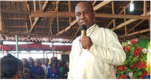 Popular Enugu Bishop in prison