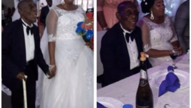 87-year-old Senator defends wedding