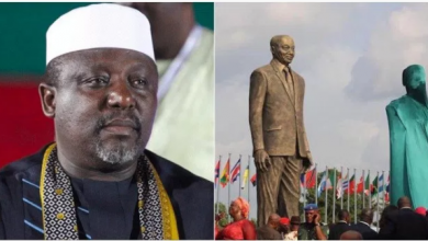 Rochas Okorocha speaks on Zuma