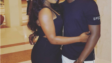 Photo of I have a girlfriend – Jeff Akoh says Bisola is too old for him