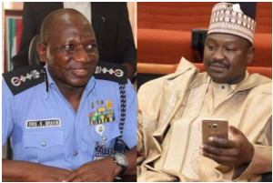 IGP Ibrahim Idris replies Senator Misau
