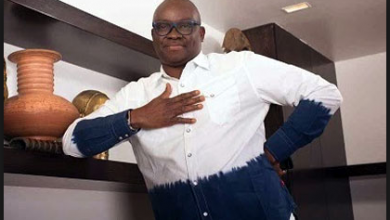 "Photo of 2019 Presidency: Fayose says nothing can stop him from contesting, ""Nigerians are behind me"""