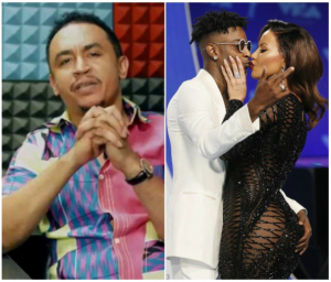 Daddy Freeze reacts to Amber