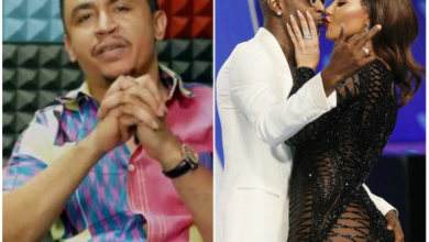 Photo of Daddy Freeze reacts to Amber Rose demanding sex from her boyfriend everyday