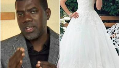 Photo of Virgin bride is more valuable than non-virgin bride – Reno Omokri hints