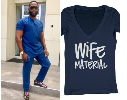Joro Olumofin hints bachelors