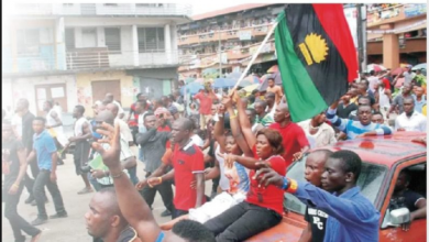 Photo of Biafra: Why I ordered my church members to fast 40 days for IPOB – Bishop Udeh