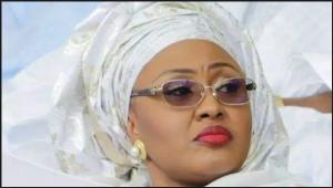 Aisha Buhari replies Senator Misau
