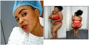 'New' Cossy Ojiakor reveals