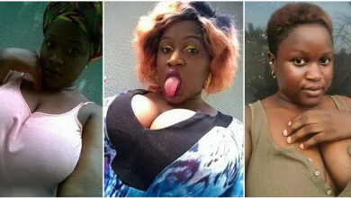 Photo of Nobody has my n*de photos & I'm not on Facebook – Instagram queen Vickie Ama cries out
