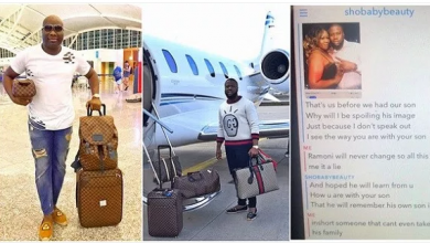 Photo of Hushpuppi has a 4-year-old son he abandoned – Mompha reveals more details [PHOTOS]