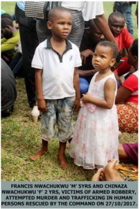 Igbo woman confesses