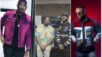 Photo of Mavin Record: Iyanya, Don Jazzy's relationship turn sour after one year