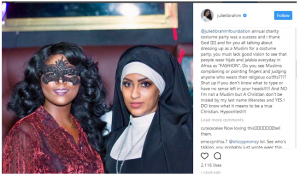 Juliet Ibrahim blasts critics