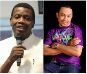 Pastor Adeboye tells members