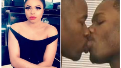 Photo of Bobrisky arrested in Lagos 'after openly declaring he is gay?' [PHOTOS]