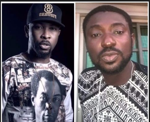 Ruggedman replies Blackface