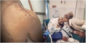 Banky W undergoes third cancer
