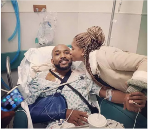 Banky W undergoes third cancer