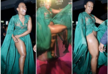 Photo of Zodwa Wabantu shows off private part at event [18+ PHOTOS]