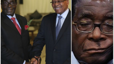 Photo of Robert Mugabe in detention after army takeover – Zuma confirms