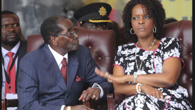 Mugabe's Gucci addicted wife Grace