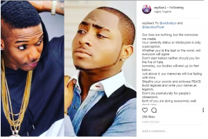 Seyi Law advices Wizkid and Davido