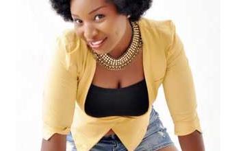 Actress Bose Oladimeji