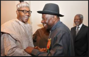 Goodluck Jonathan at 60