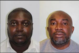 Two Nigerian men jailed in UK
