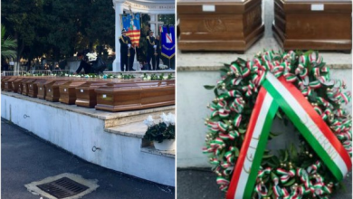 Photo of FG demands explanation from Italy over hasty burial of 26 girls