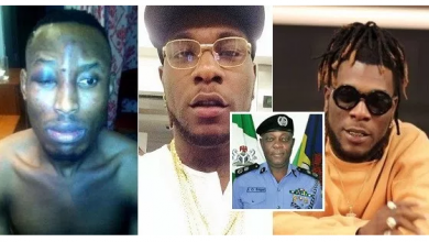 Photo of Burna Boy finally reacts to alleged robbery attack on Mr 2kay