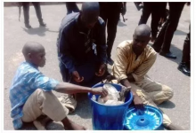 Ritualists caught with human parts