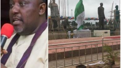 Photo of It was not N520m: Rochas Okorocha's aide reveals amount spent on each statue