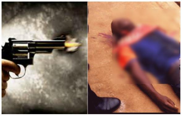 Stray bullet kills DJ